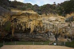 La grande route d'océan, douze apôtres, Australie Photographie stock