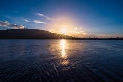 La grande savane, Venezuela, merveilles naturelles photos stock