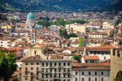 La grande sinagoga di Firenze fotografia stock libera da diritti