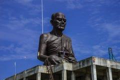 La grande statue Photos libres de droits