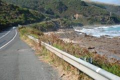 La grande strada dell'oceano, Australia Fotografia Stock