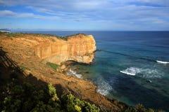 La grande strada dell'oceano, Melbourne fotografia stock