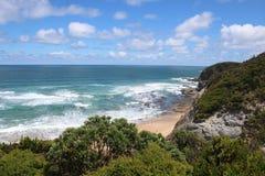 La grande strada dell'oceano, Victoria Immagini Stock Libere da Diritti