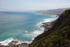 La grande strada dell'oceano, Victoria, Australia Immagini Stock