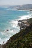 La grande strada dell'oceano, Victoria, Australia Immagine Stock Libera da Diritti