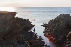 La grandeur de l'océan photos libres de droits