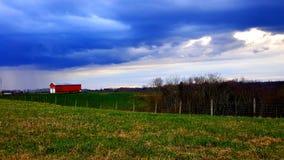 La grange Photos libres de droits