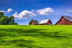 La granja Fotos de archivo