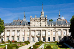 La Granja de San Ildefonso Royalty Free Stock Photos