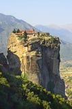 La Grèce, Meteora Photos libres de droits