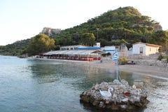 La Grecia Fotografia Stock Libera da Diritti