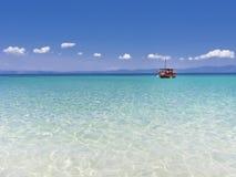 La Grecia fotografia stock