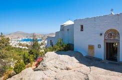 La Grecia fotografie stock