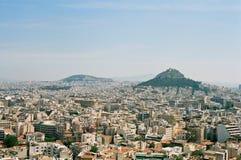 La Grecia, Atene. Fotografie Stock