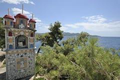 La Grecia, Chalkidiki Sithonia Neos Marmaras Fotografia Stock