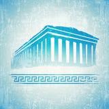 La Grecia d'annata Fotografia Stock Libera da Diritti