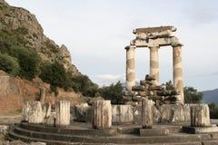 La Grecia: Delfi Fotografia Stock