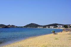 La Grecia, Eastmacedonia, Kavala Immagine Stock Libera da Diritti