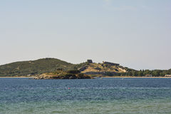 La Grecia, Eastmacedonia, Kavala Immagini Stock