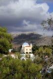 La Grecia, Kalymnos Fotografia Stock Libera da Diritti