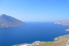 La Grecia, Kalymnos, Immagini Stock