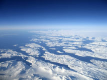 La Groenlandia fotografie stock libere da diritti