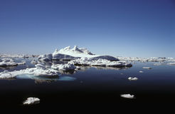La Groenlandia Ammassalik Fotografia Stock