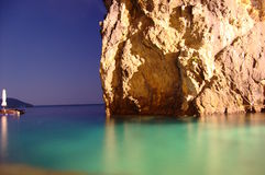 La Grotta Royalty Free Stock Images