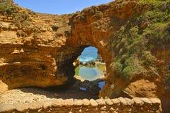 La grotta Fotografia Stock