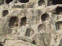 La gruta inacabada foto de archivo libre de regalías