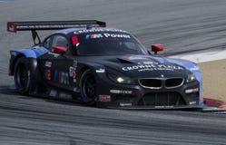 La GT Le Mans BMW Z4 fotografia stock
