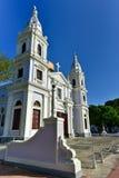 La Guadalupe Cathedral - maquereau, Porto Rico Images libres de droits