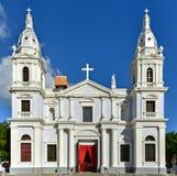 La Guadalupe Cathedral - maquereau, Porto Rico Images stock