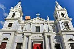 La Guadalupe Cathedral - maquereau, Porto Rico Image stock