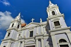 La Guadalupe Cathedral - Ponce, Puerto Rico Foto de archivo libre de regalías