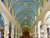 La Guadalupe Cathedral - Ponce, Puerto Rico Stock Photography