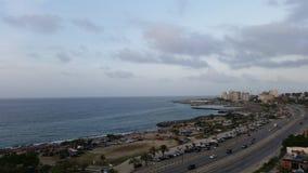 La Guaira del ³ n de Malecà de la playa Imagen de archivo libre de regalías
