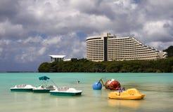 La Guam, Marshall Islands Images libres de droits