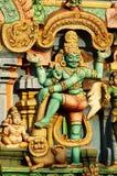 La guardia di Lord Shiva Fotografie Stock