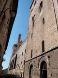 La Gubbio-Italie Photo libre de droits