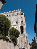 La Gubbio-Italie Photographie stock
