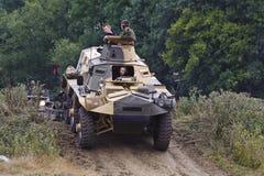 La guerra e la pace mostrano 2011 Fotografia Stock Libera da Diritti