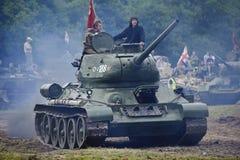 La guerre et la paix affichent 2011 Photo libre de droits