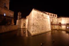 la habana Кубы de fuerza castillo реальный стоковые фото