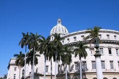 La Habana - Capitolio Fotografía de archivo