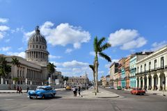 La Habana, Cuba Foto de archivo libre de regalías