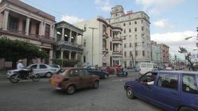 La Habana, Cuba almacen de metraje de vídeo