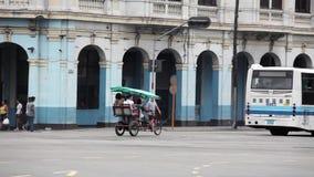 La Habana, Cuba almacen de video