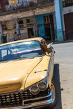 La Habana. Iconic old american car in La Habana, Cuba Stock Image