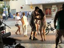 La Habana Miami royalty-vrije stock afbeeldingen